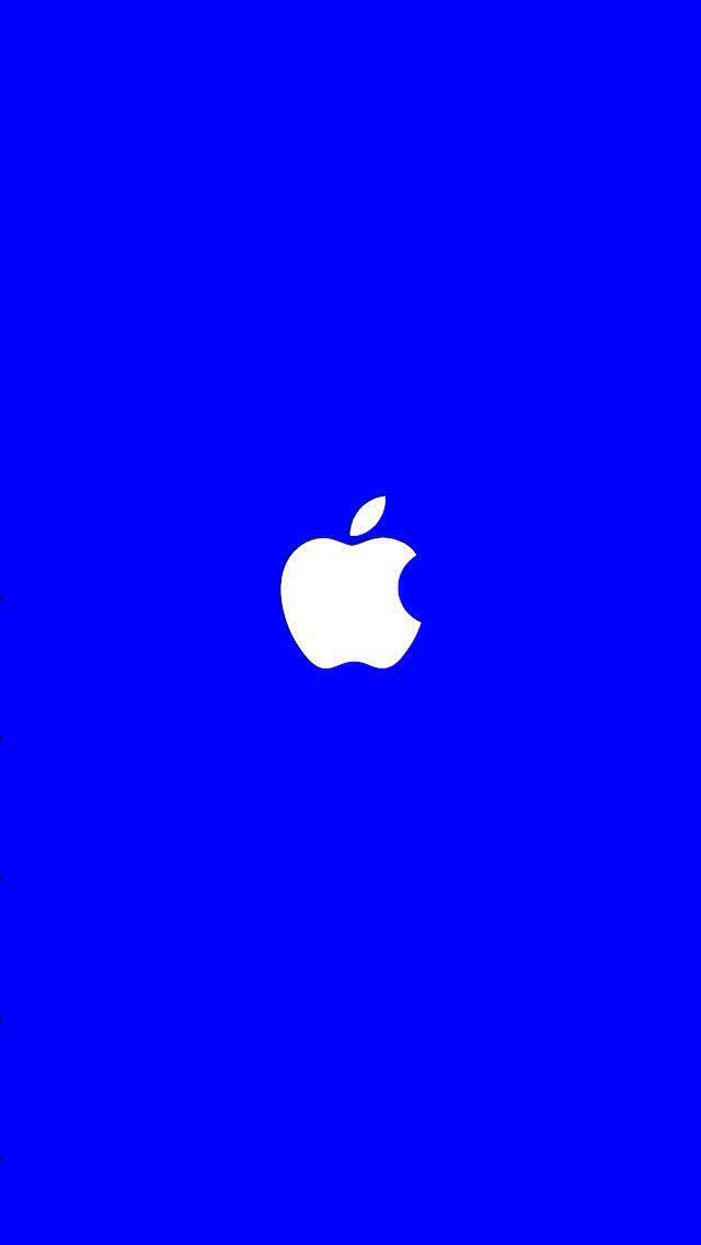 blue apple wallpaper apples