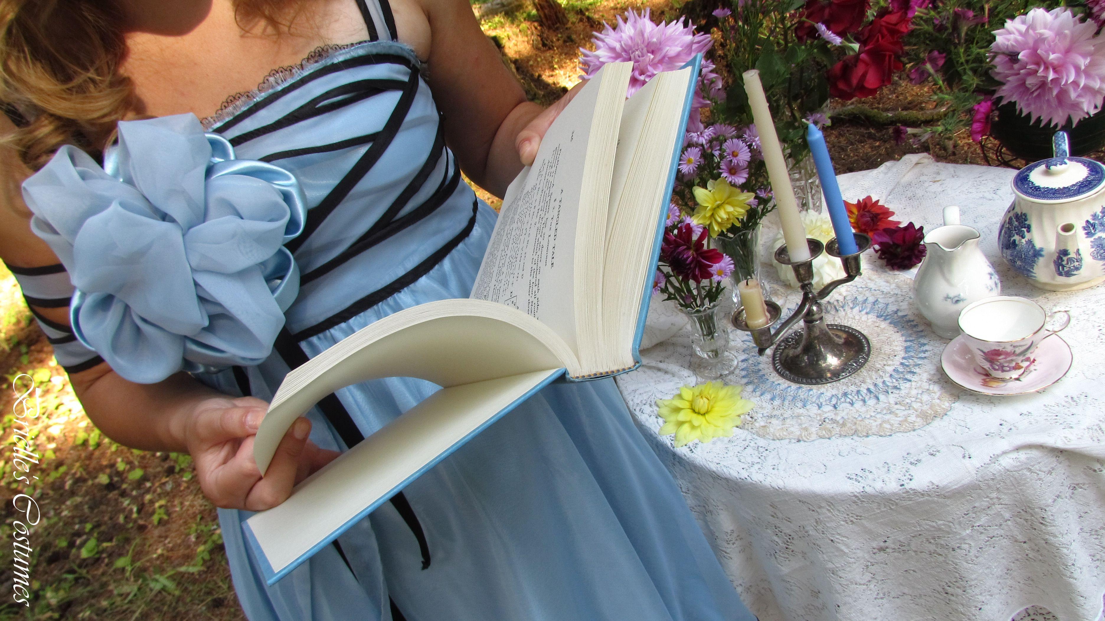 Alice In Wonderland Tea Party Dress | Weddings Dresses