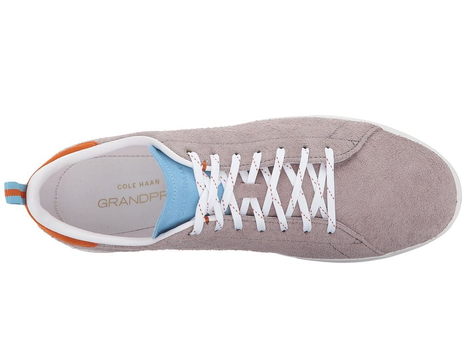 Cole Haan Grandpro Tennis Lux Australian Open Men's Shoes Gray