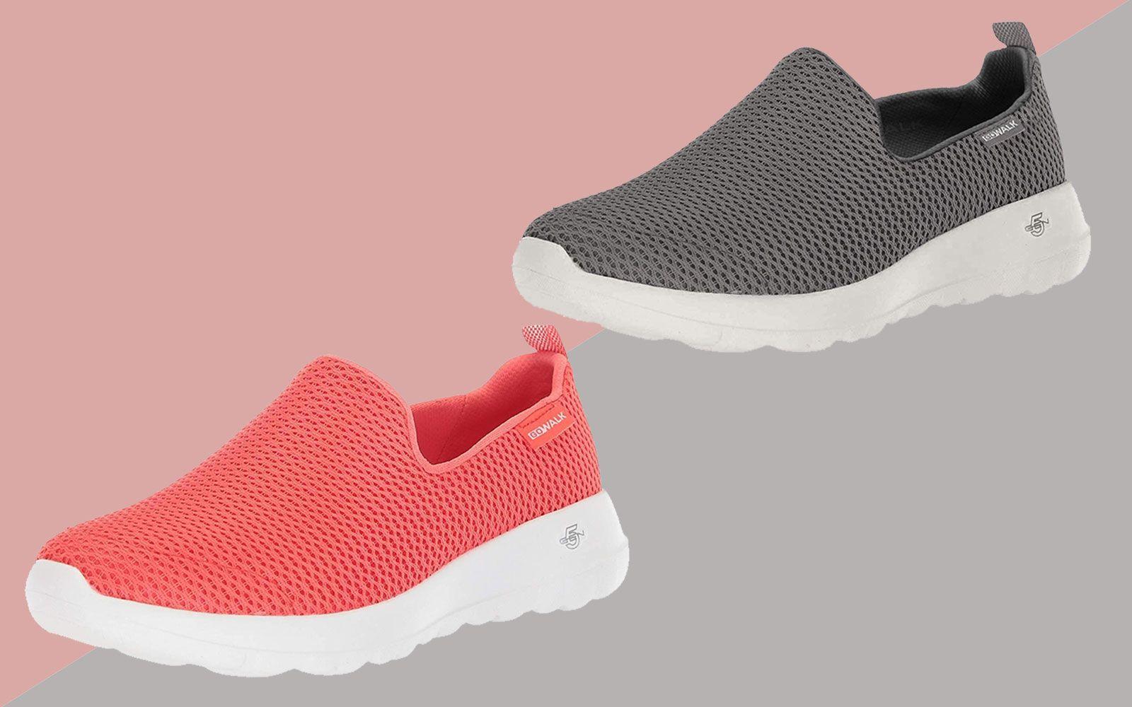 The Skechers Go Walk Joy Walking Shoes