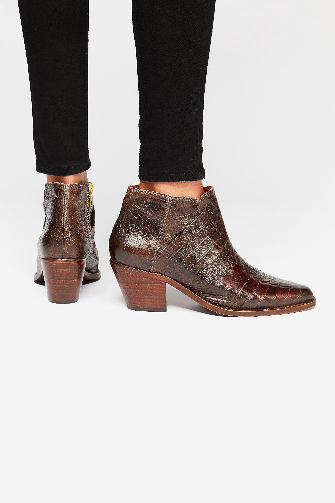 f5fe0f4a961 Free People Emmett Western Boot - Tan 37 Euro   Products   Western ...
