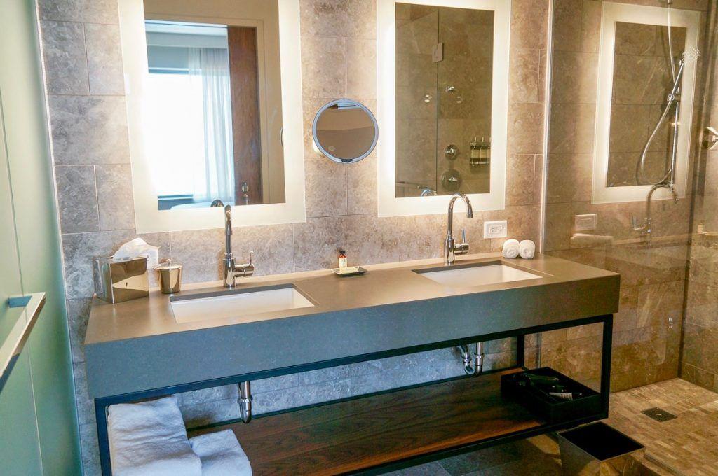 An Insiders View Of The New Hyatt Regency Lake Washington At - Bathroom remodel renton wa