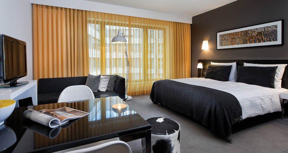 Adina Apartment Hotel Berlin Hackescher Markt Studio