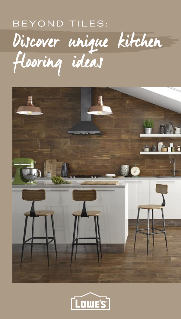Refresh your kitchen from the ground up with the stylish