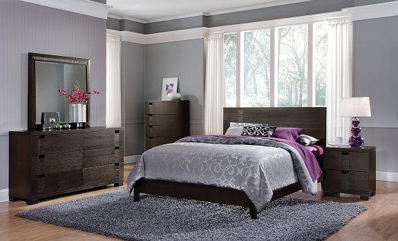 Casa Moda Bedroom Collection   Value City Furniture Queen Bed $249.99  #BuyOnlineVCF