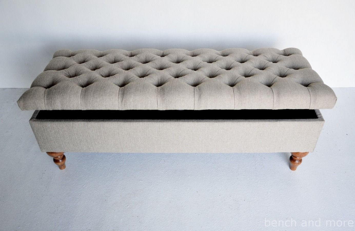 Pleasant Ottoman Footstool Chesterfield Deep Buttoned Storage In Your Dailytribune Chair Design For Home Dailytribuneorg