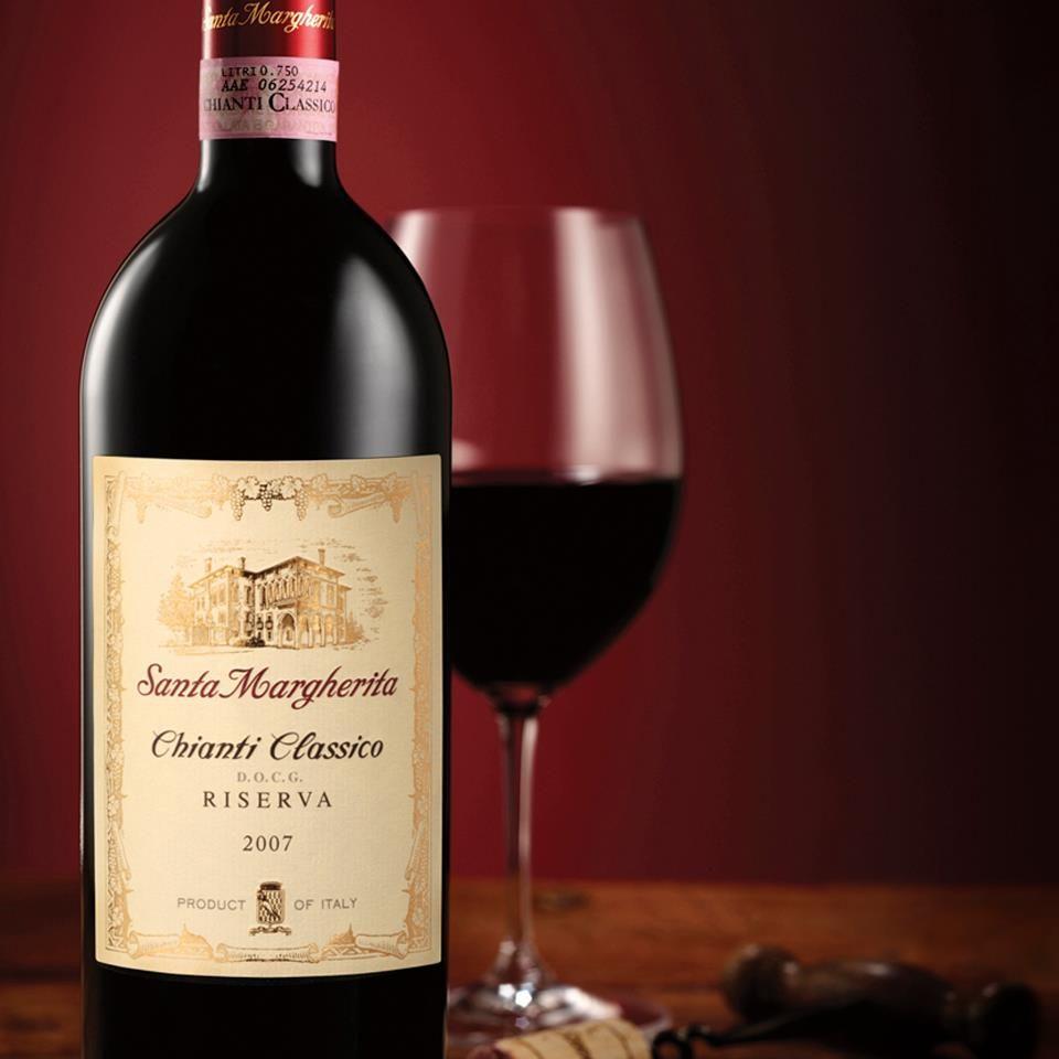 Santa Margherita Chianti Classico Riserva Chianti Wine And Beer Wine Art