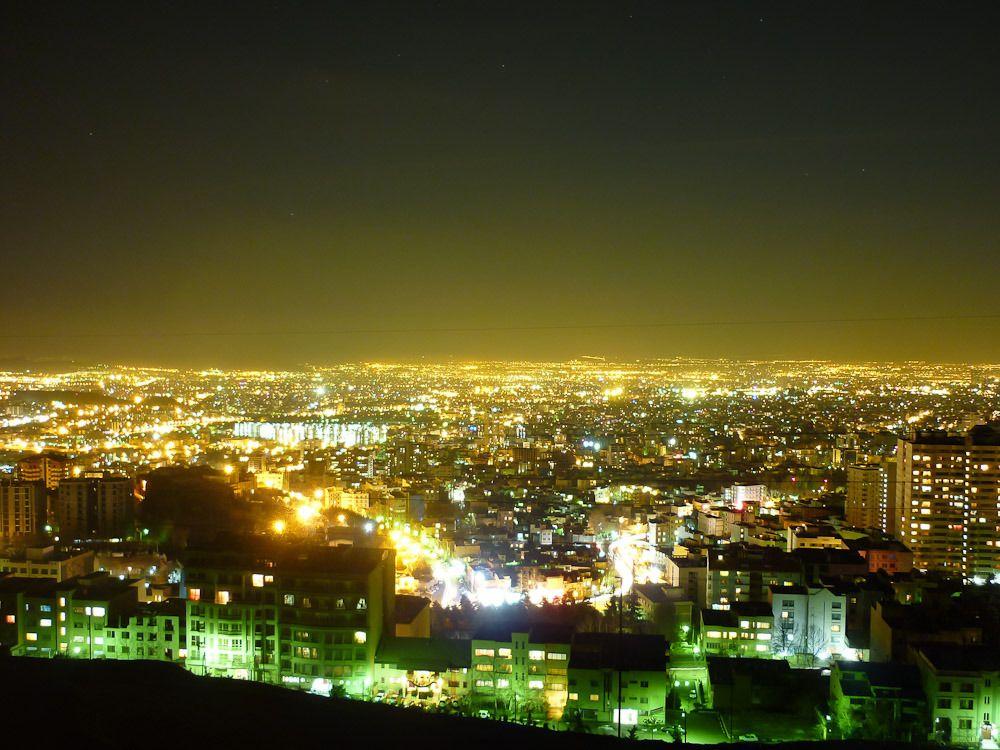 Welcome to Iran · Maptia - City of Tehran