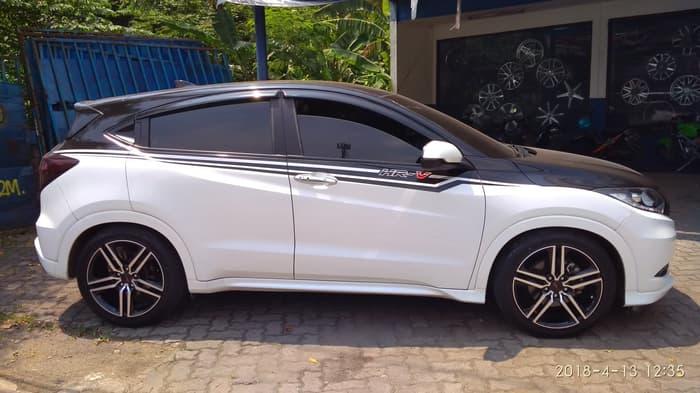 Pin Oleh Campervan Preachaman Di Honda Hr V Customized Honda Kota Tangerang Velg