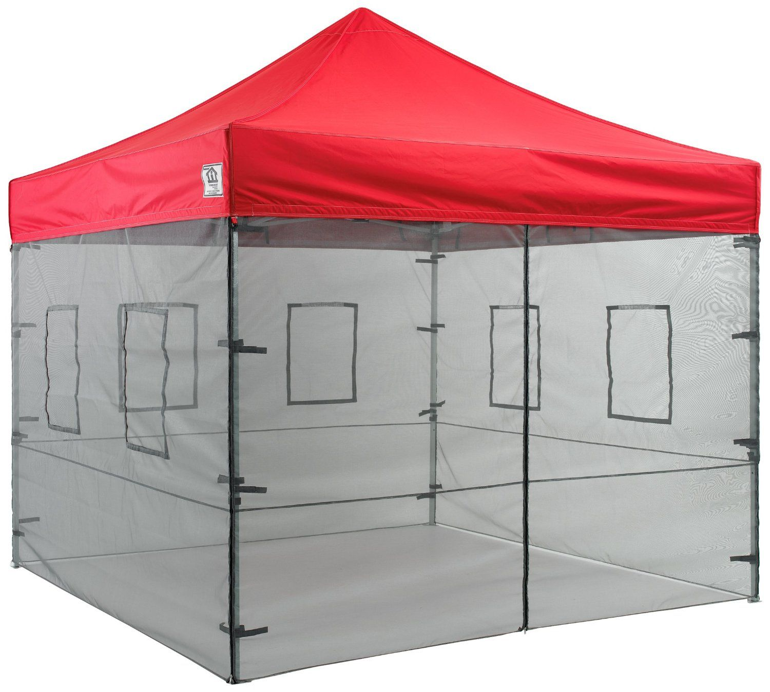 Impact Canopies 10ao Vendor Food Mesh Walls Sidewall Canopy Kit Walls Only To View Further For This Item Visit The Image Link Camping Gear Canopy Tent Canopy Tent