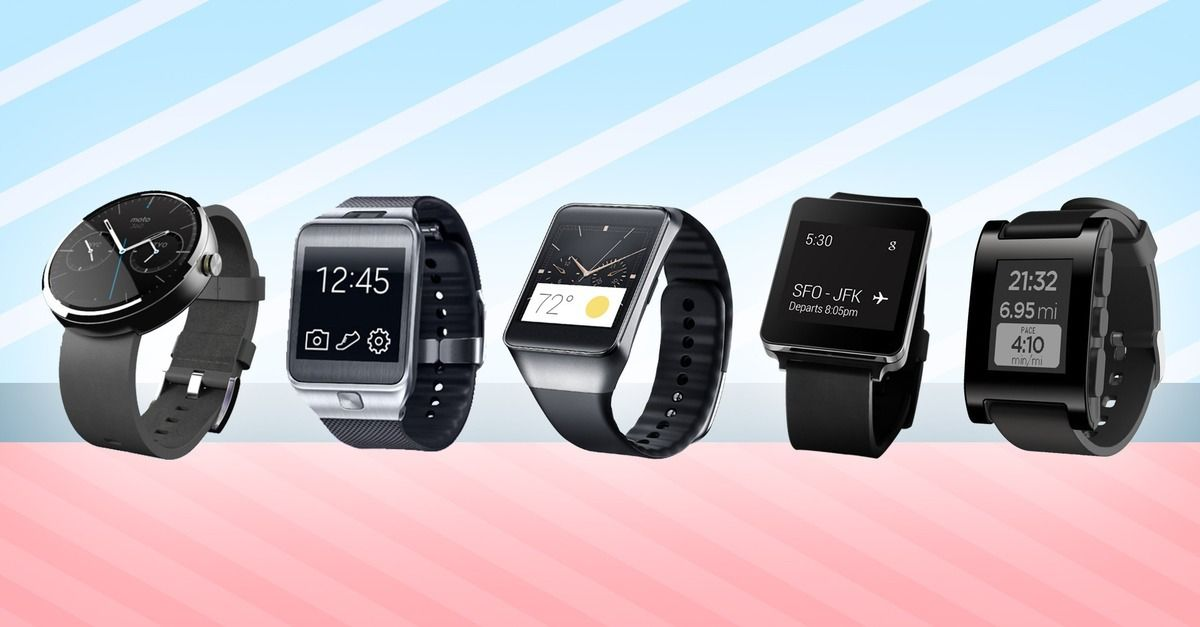 Smartwatch FaceOff Android Wear Watches vs. Samsung Gear