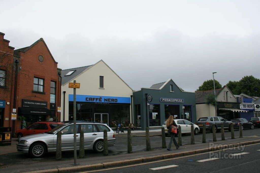 Ballyhackamore Caffe Nero Is Where The Ulster Bank Was