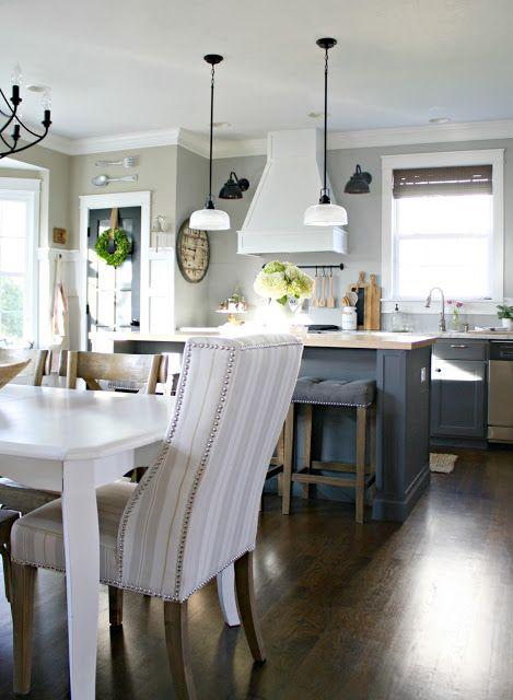 kitchen paint colors (favorite paint colors) | upper cabinets