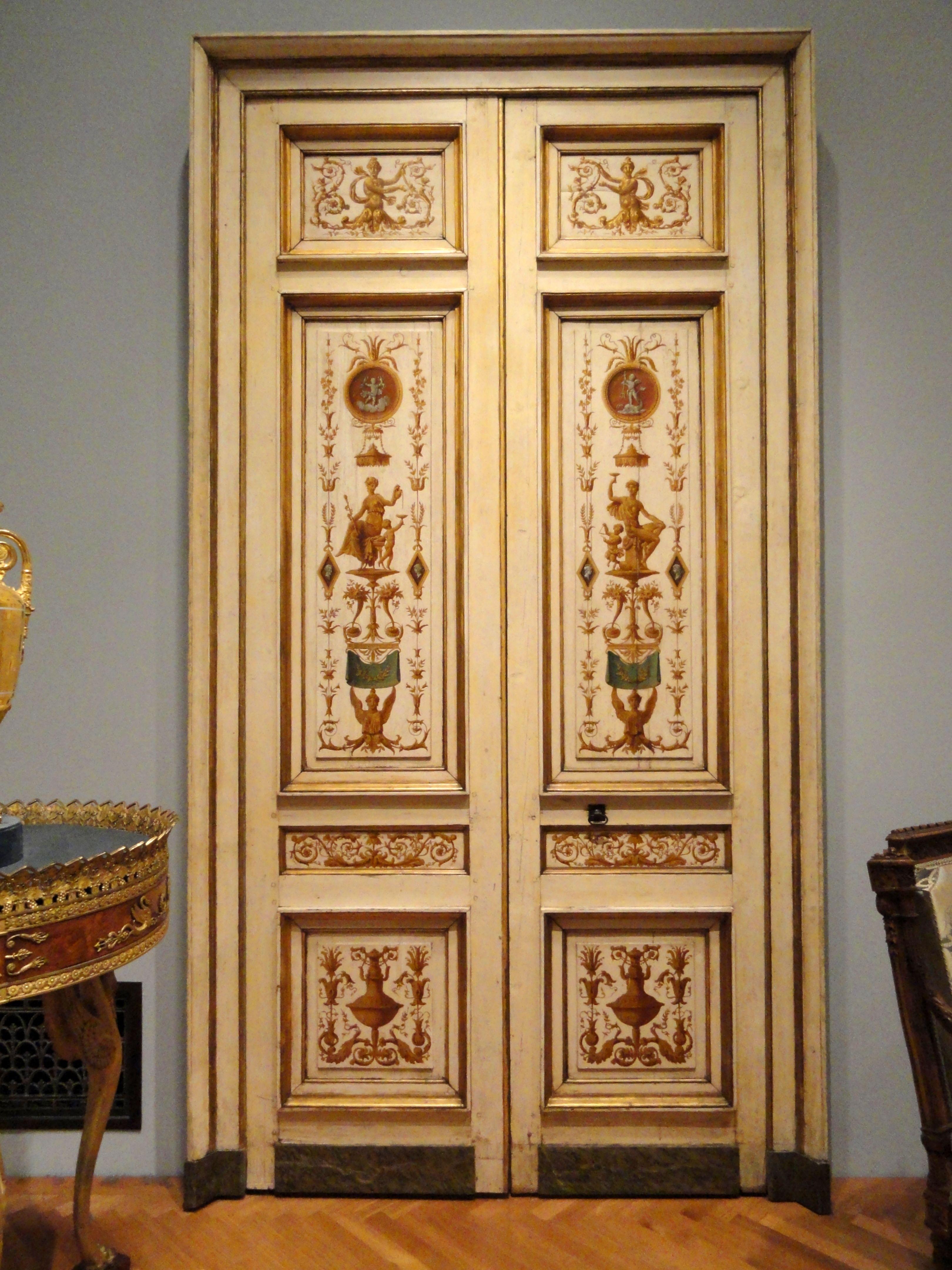 double pantry doors Lesser Seen Options For Custom Wood