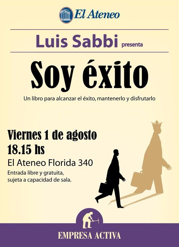 Soy Exito de Luis Sabbi