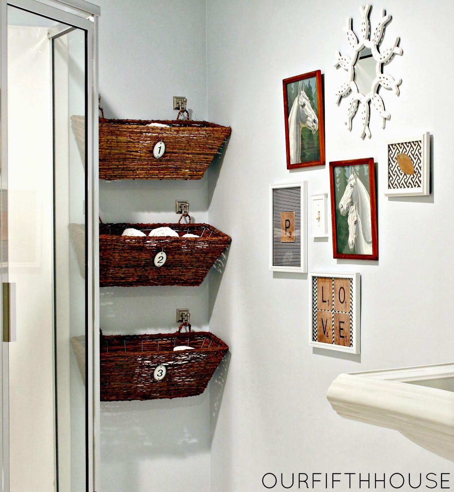 bathroom decor ideas   Bathrooms ideas   Pinterest