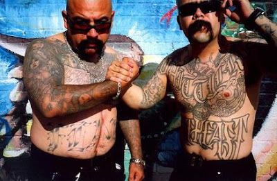 Latino prison sex thugs gangsters