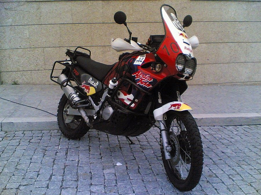 honda africa twin rd07 panniers rack symmetrical. Black Bedroom Furniture Sets. Home Design Ideas