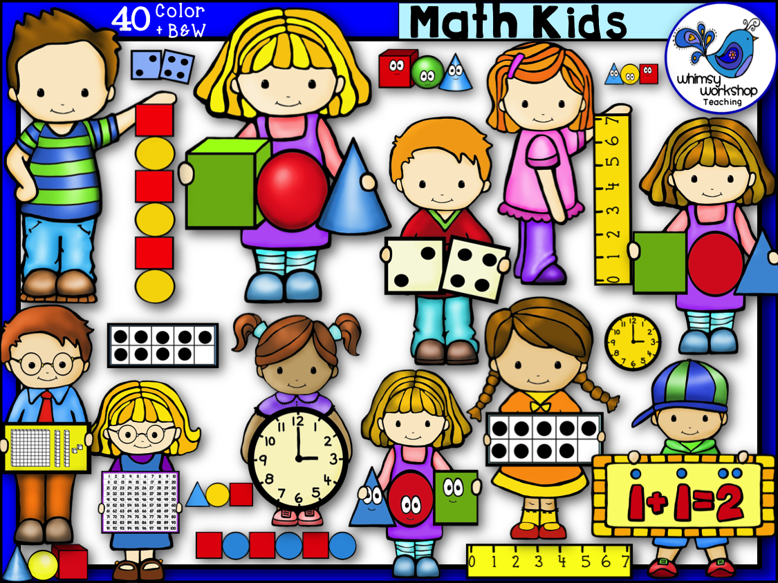 math kids clip art | clip art | pinterest | teaching, clip art and art