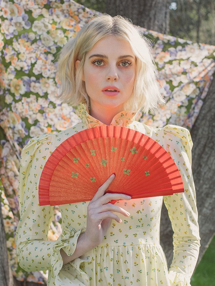 Lucy Boynton Is Already 2019's Most Exciting Fashi