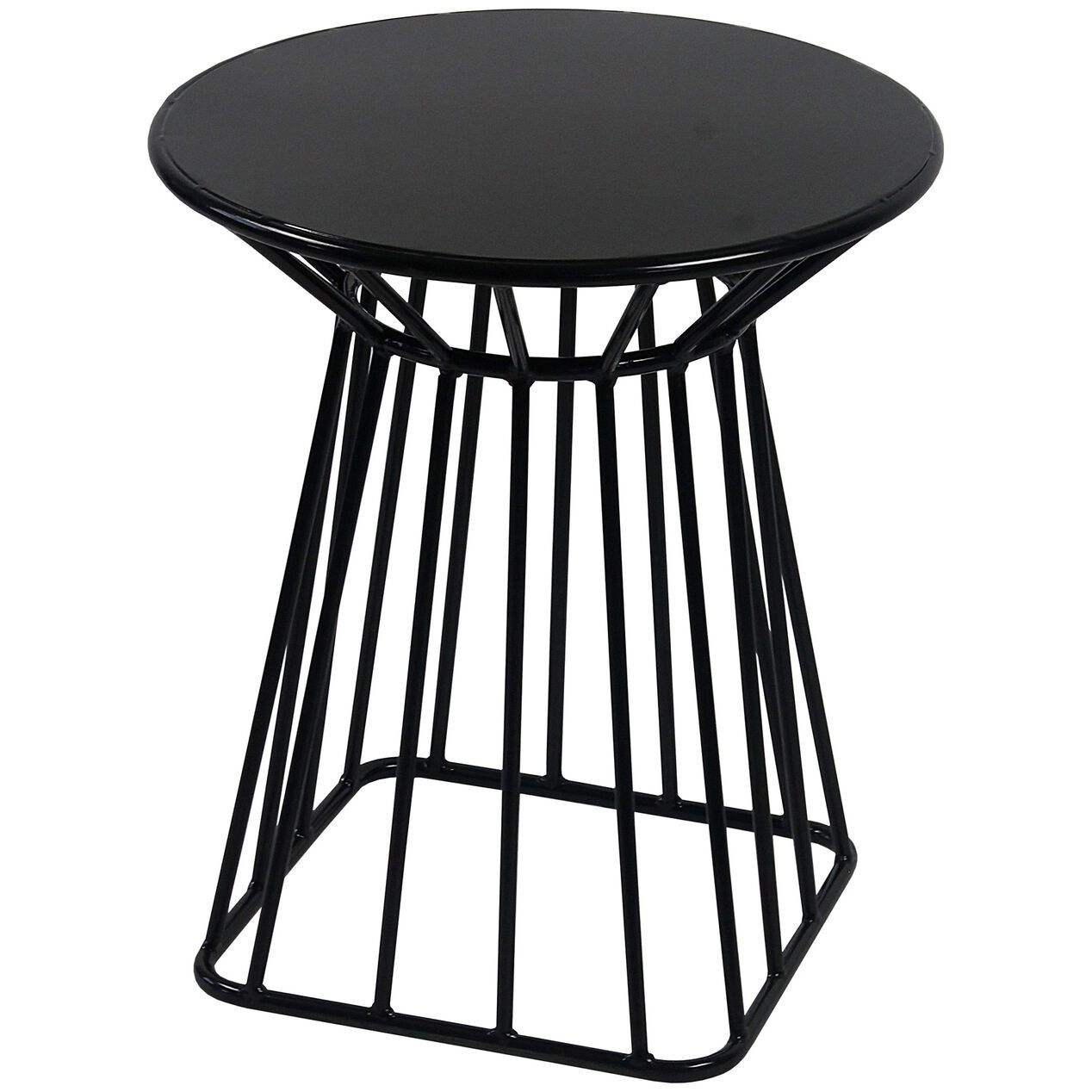13+ White metal outdoor side table ideas in 2021