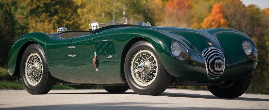 1952 Jaguar CType Jaguar c type, E type, Oldtimer