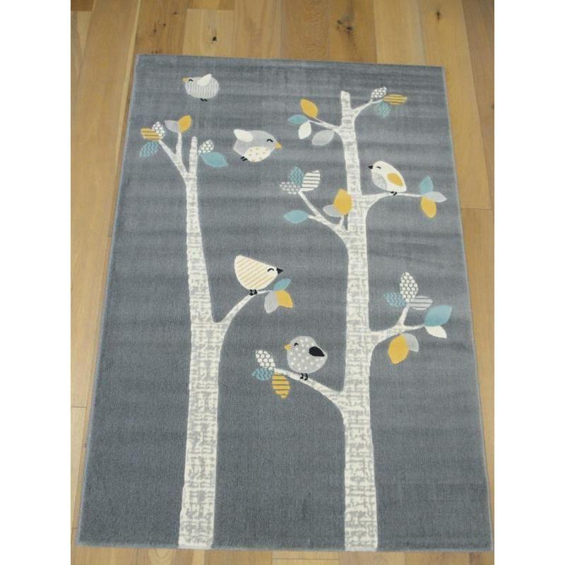 clicjedecore zoom les tapis pinterest tapis enfant arbre bouleau et couleur tendance. Black Bedroom Furniture Sets. Home Design Ideas