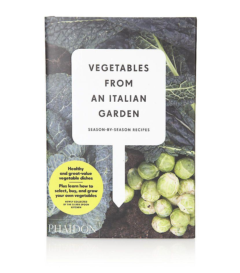 Phaidon – Vegetables from an Italian Garden at Harrods
