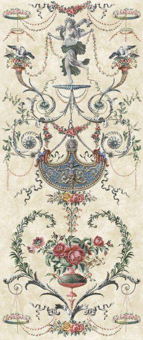 Pin di liliana anastasi su pareti artistiche panneaux for Arredamento artistico