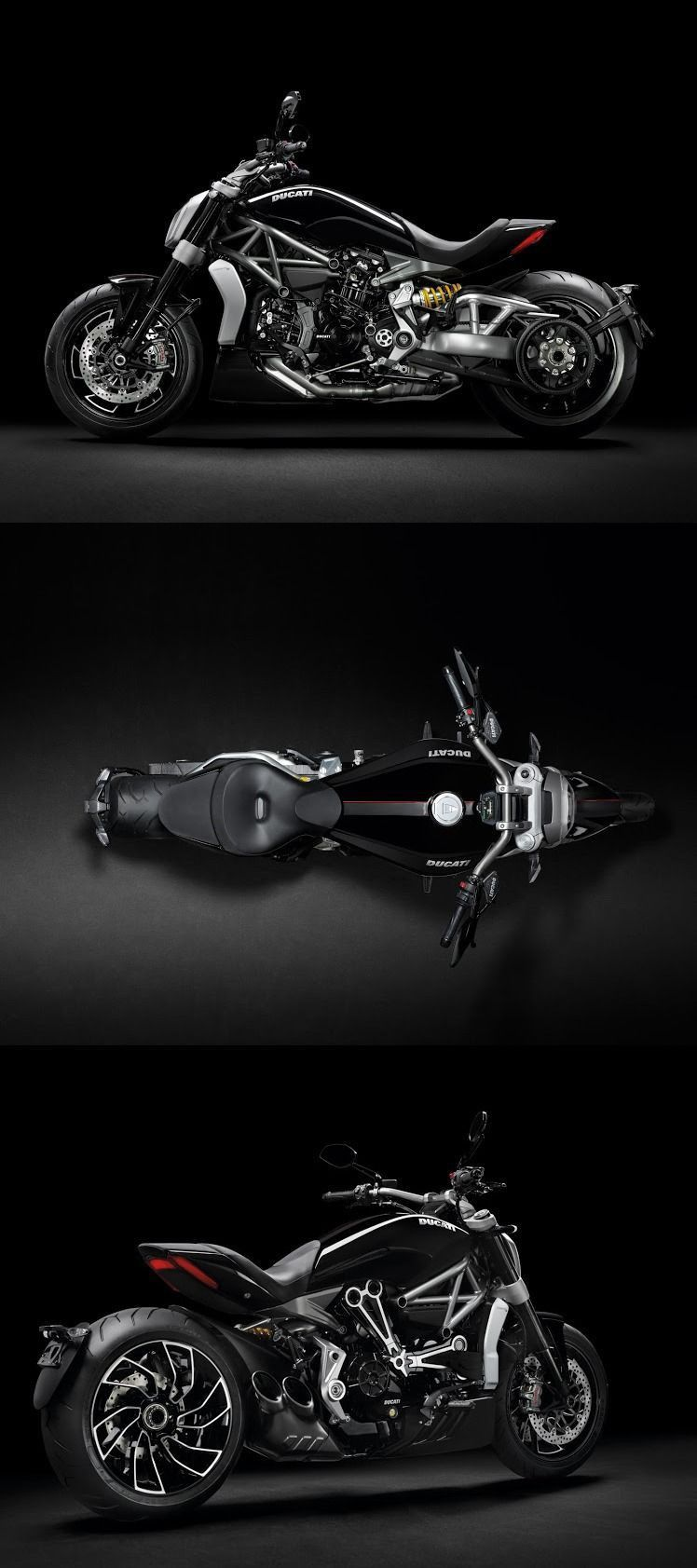 Xdiavel Gets Superlight Battery and Race Filter! Ducati