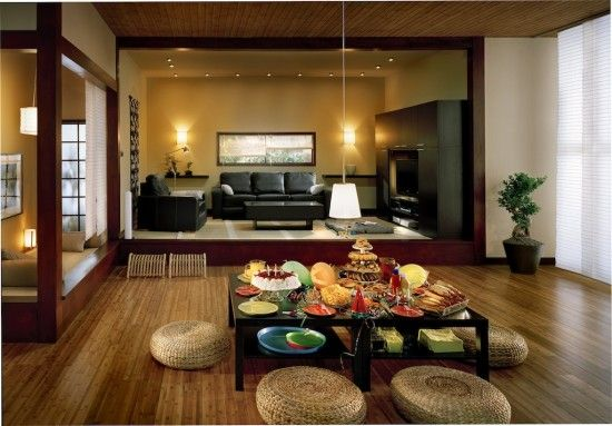 Japanese Living Room Layout : Photos, Pictures, Ideas