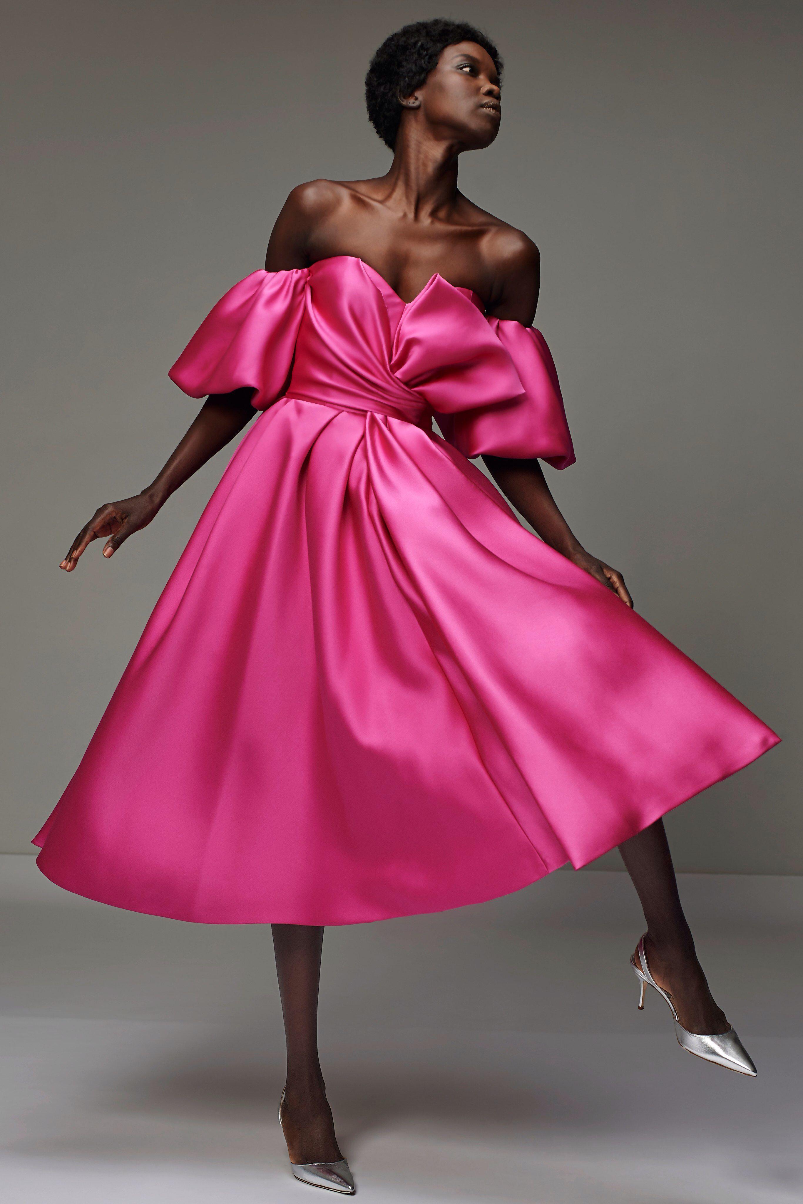 J. Mendel Pre-Fall 2020 Fashion Show