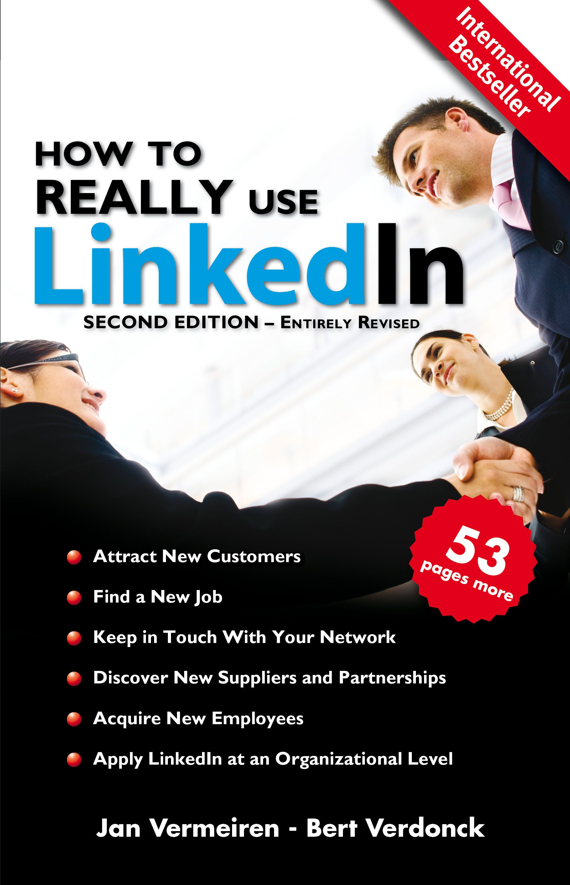 Networking book how to really use linkedin 2nd edition