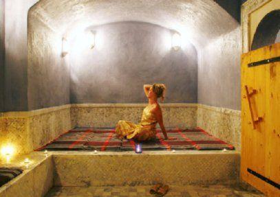 le sultan hammamet tunisia spa sauna room spa land spa spa design sauna room. Black Bedroom Furniture Sets. Home Design Ideas