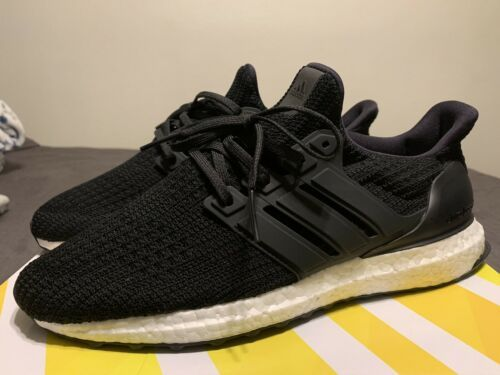 ADIDAS X UNDEFEATED Ultra Boost UNDFTD White Size 9.5 DS