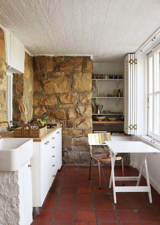 Decordemon Doreen De Waal's Beach Retreat In South Africa Captivating South African Kitchen Designs Decorating Design