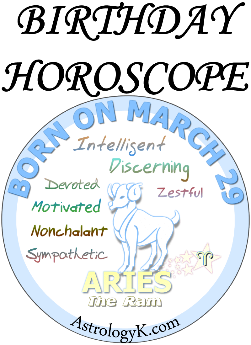 pisces march 29 birthday horoscope