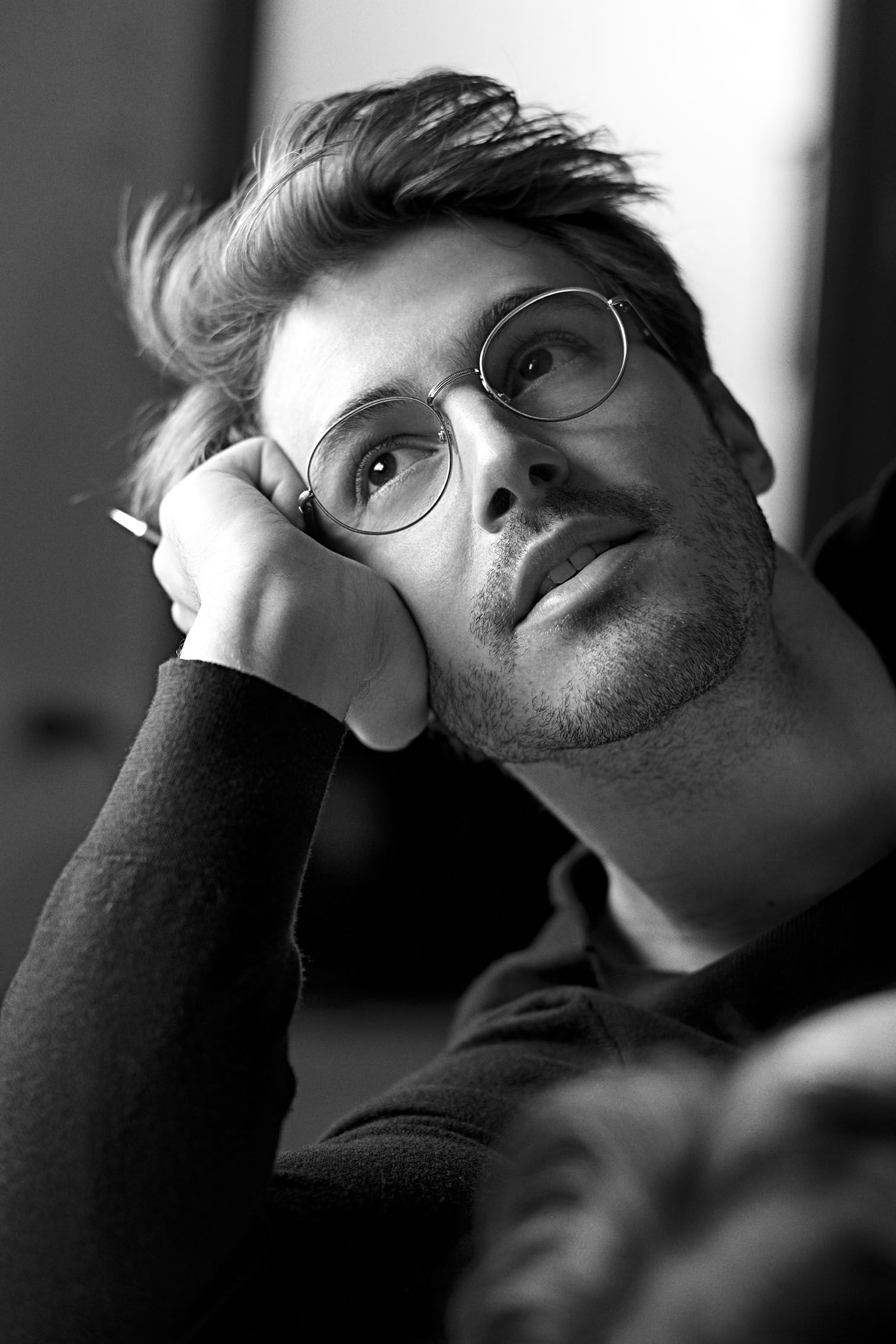 GIORGIO ARMANI FRAMES OF LIFE 2013  The Architects Choice. Adrian, being an  architect, opts for a refined, structured model that reflects his attention  to ... 873ae38e3d50