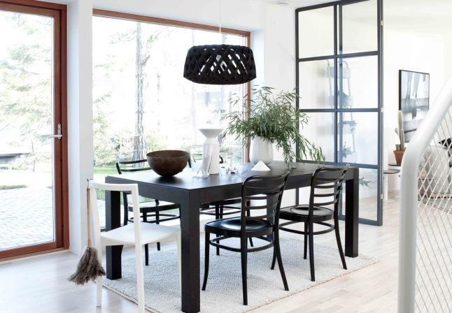 INSPIRING HOMES: BLACK DECO | Decorar tu casa es facilisimo.com