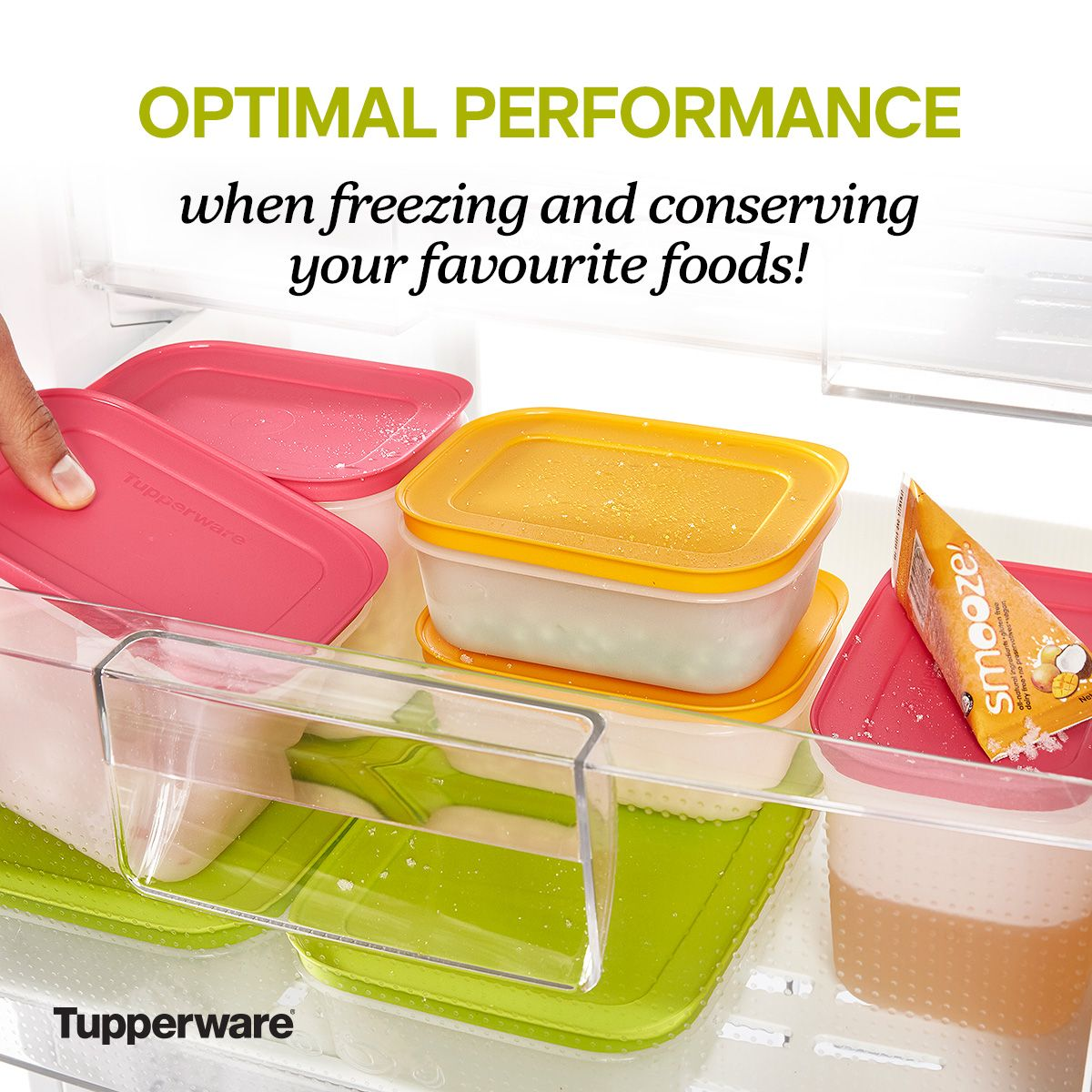 How great are freezer keepers modular mates for the
