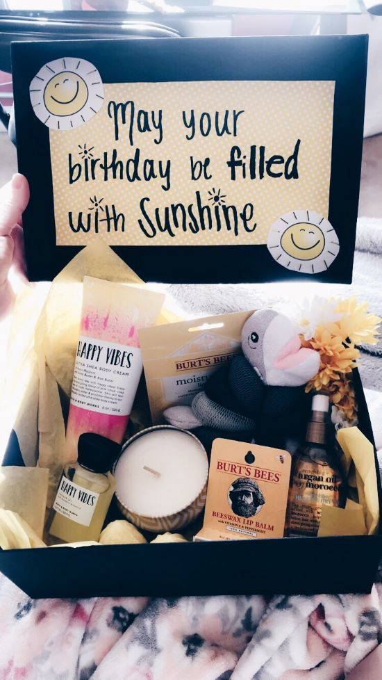 35 of the Best Box of Sunshine Ideas from VSCO