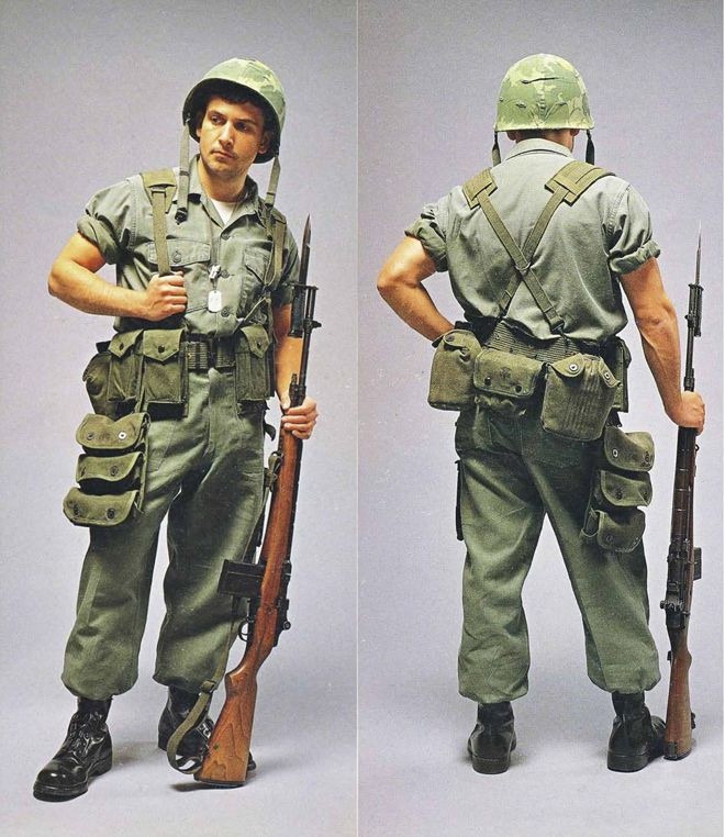 click here to see image full size military uniforms militaire guerre du vietnam vietnam. Black Bedroom Furniture Sets. Home Design Ideas