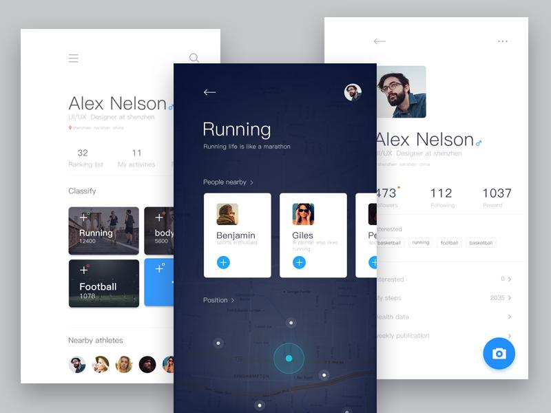 Tiny Trends 2 Off Center Alignment Web App Design Mobile Web Design Mobile App Design Inspiration