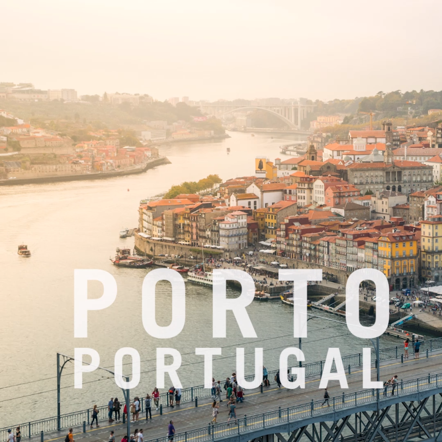 Porto, Portugal Travel Guide - Start with the city's jewel, the Serralves Museum—it's Portugal's most visited museum. The main building, starkly modern and filled with contemporary art, stands in contrast to the pink Art Deco Casa de Serralves next door. Walk through the 44 acres of gardens dotted with sculpture. | Travel + Leisure