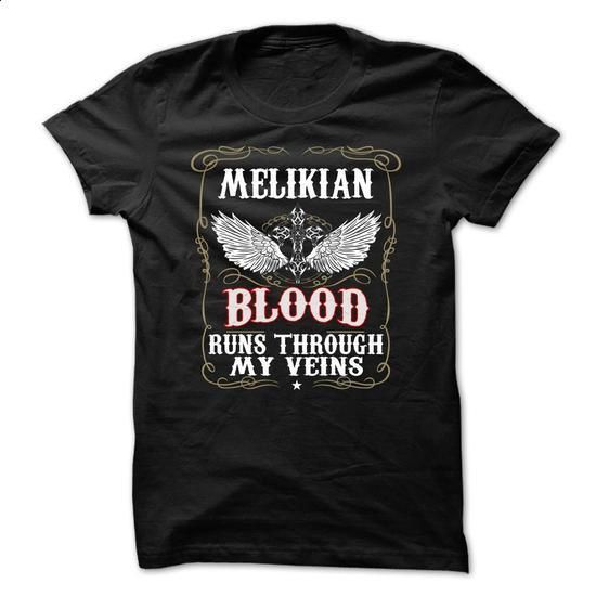 MELIKIAN - Blood - #thank you gift #monogrammed gift