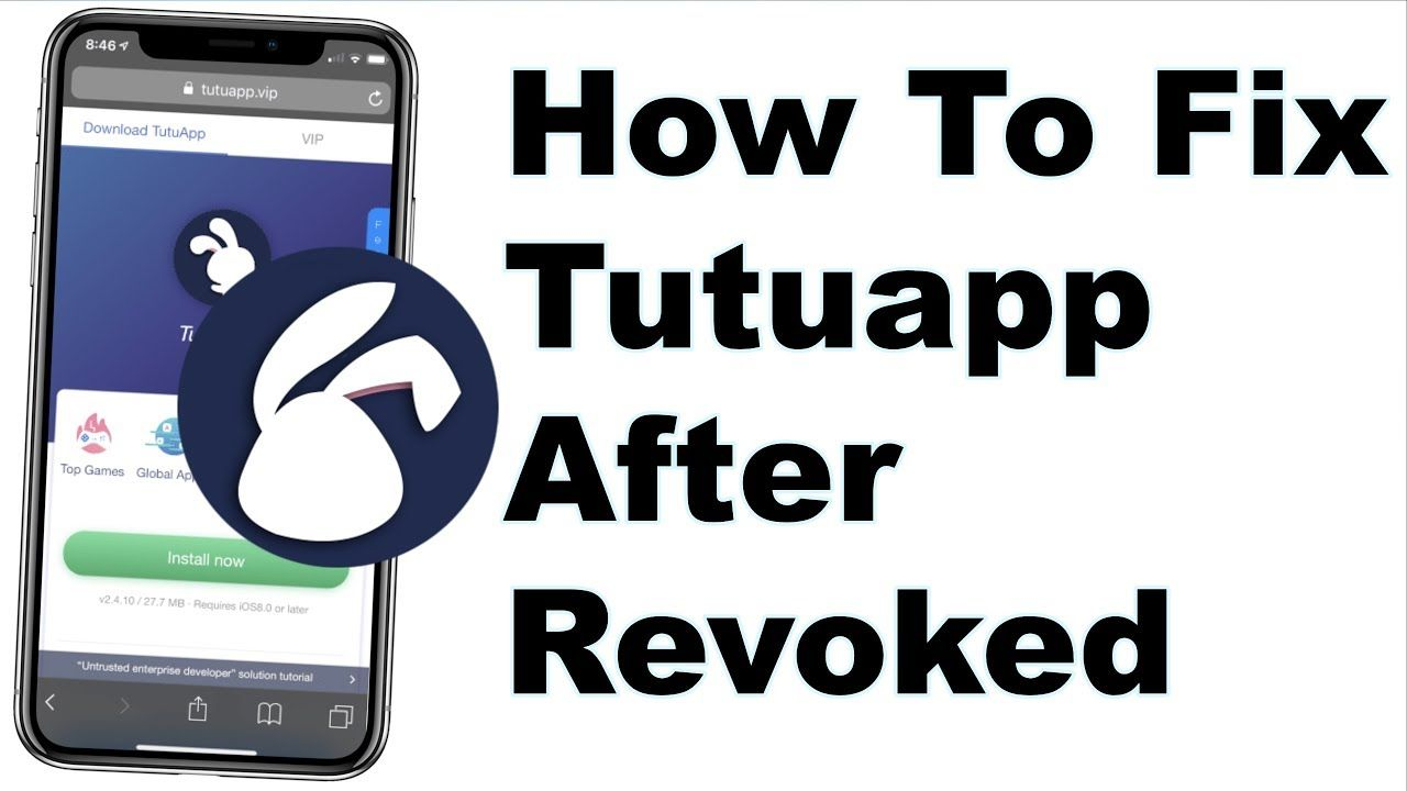 HOW TO GET TUTUAPP LITE ON iOS 12 2 IN 2019 (NO JAILBREAK) - FREE