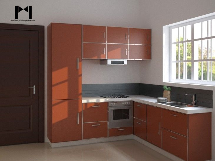 Exceptionnel Simple Kitchen Design Work Area Mudassir Designs Timeless Style