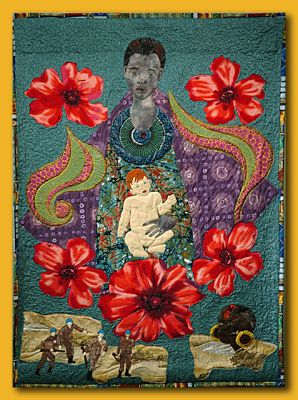 Textile Arts Resource Guide: Making Meaning - The Art of Carolyn Mazloomi