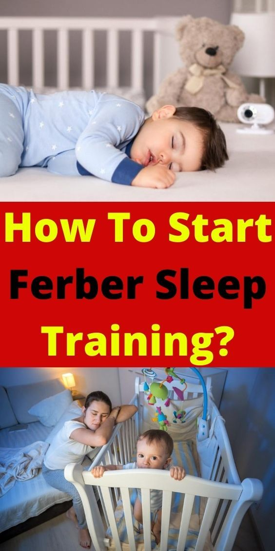 how to ferberize your baby