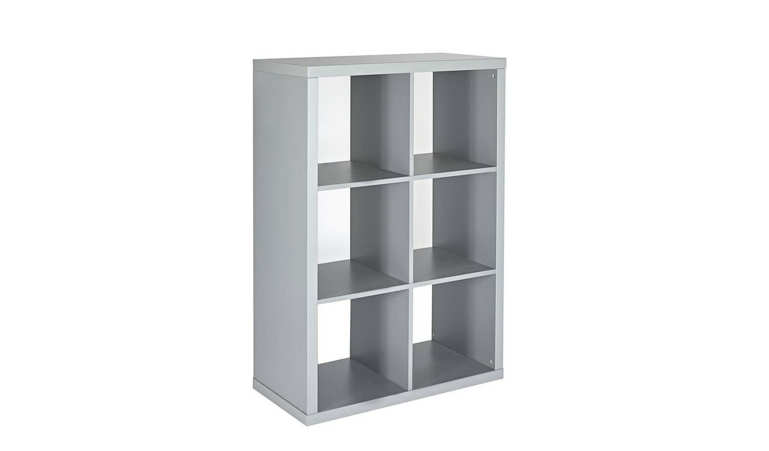 Buy Argos Home Squares Plus 6 Cube Storage Unit Grey Storage